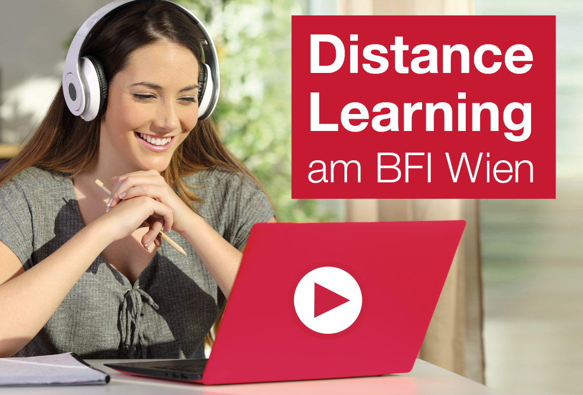 BFI Wien goes DistanceLearning!